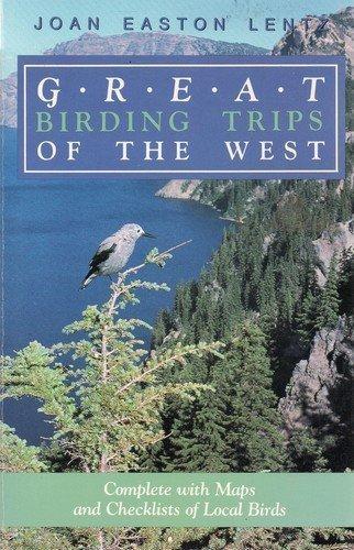 Book Birding Trips West